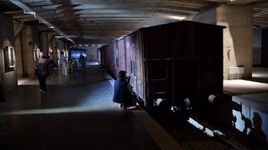Memoria, 3 milioni per restaurare  il 'binario della deportazione' in Centrale