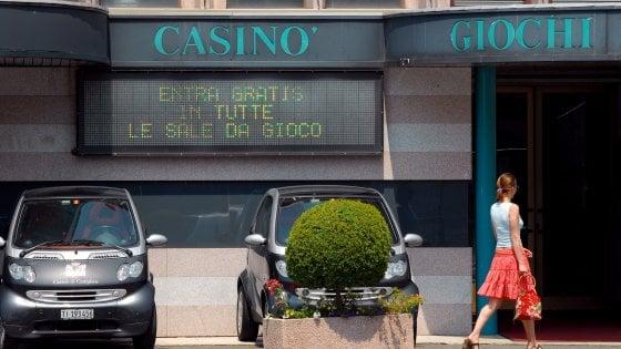 La procura di Como chiede il fallimento del casinò di Campione d'Italia