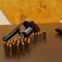 Armi, cartucce e cocaina in un box a San Donato: 3 arresti