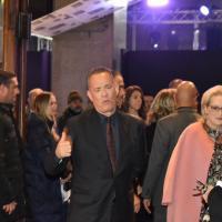 The Post a Milano, fan in attesa della prima: Spielberg, Hanks e Streep sul red carpet