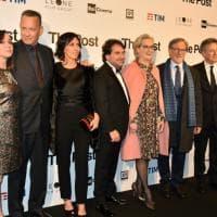 L'anteprima di 'The Post' a Milano, i famosi sfilano sul red carpet