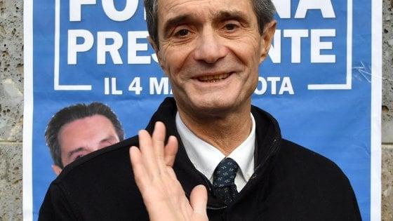 """Lombardia, Attilio Fontana insiste con la razza bianca: """"Allora cambiamo anche la Costituzione, visto che se ne parla"""""""