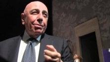 Elezioni, Galliani è candidato? Lui non parla, ma la fidanzata ammette: ''Sì, è contento''
