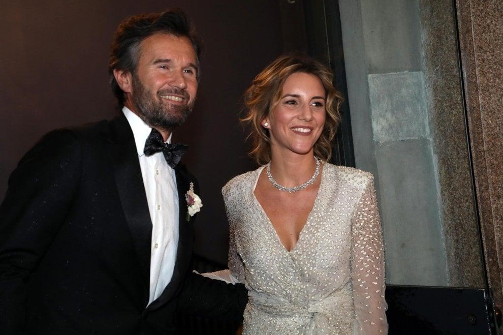 Carlo Cracco sposa Rosa Fanti: matrimonio a Palazzo Reale a Milano con testimone Lapo Elkann
