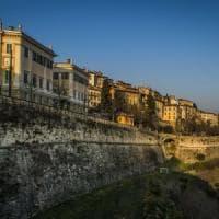 Bergamo, protesta contro il maxiparcheggio all'interno delle mura  patrimonio