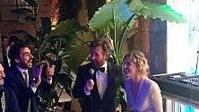 Il matrimonio di Cracco, da Cannavacciuolo a Barbara D'Urso: gli scatti social dei famosi