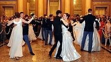 Il ballo delle debuttanti  e dei cadetti della scuola militare Teulié