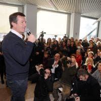 Milano, Gori inaugura il quartier generale della campagna per le Regionali