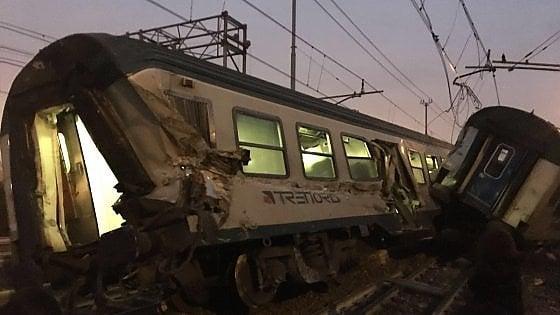 Deragliamento treno, RFI: tratto era a posto. Ma cambio binario in programma