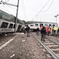 Treno deragliato a Pioltello, Salvini e Berlusconi: