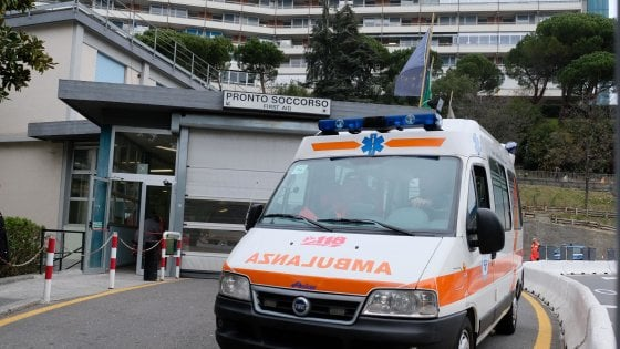 Incidente stradale in viale Castellammare