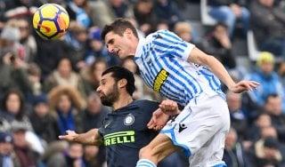 Spal-Inter 1-1, Paloschi beffa i nerazzurri al 90'