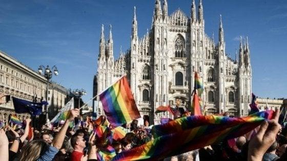 """Turismo Lgbt, Milano vince l'assegnazione per la convention 2020: ''Città aperta"""""""