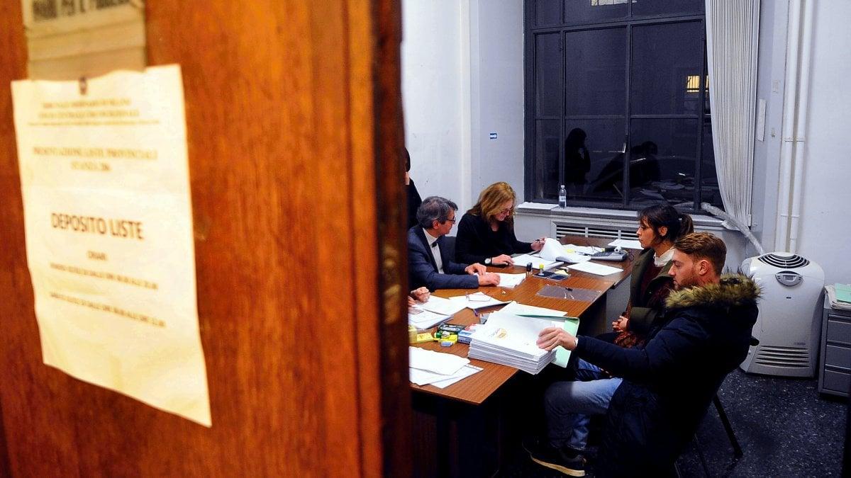 Lombardia sfida a 7 ecco i nomi del dopo maroni - Ufficio elettorale milano ...