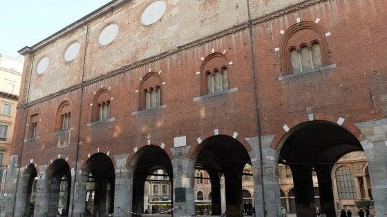 Milano, al via la terza fase dei restauri del Palazzo della Ragione