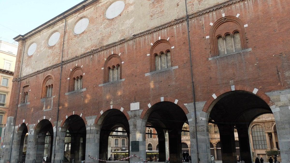 Milano al via la terza fase dei restauri del palazzo for Via pietro mascagni 8 milano