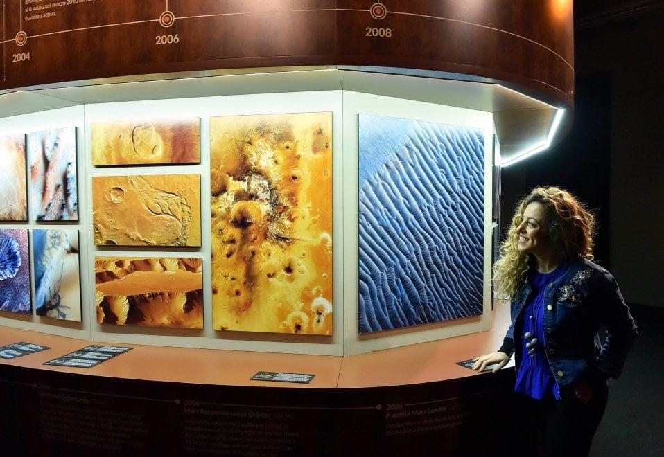 Milano, al museo della scienza come su Marte: la mostra sul pianeta rosso