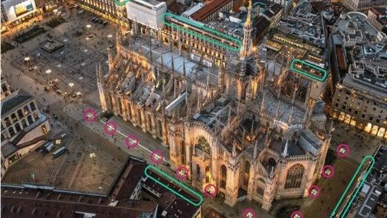 Duomo ancora più luminoso di notte: entro fine anno 200 nuove luci