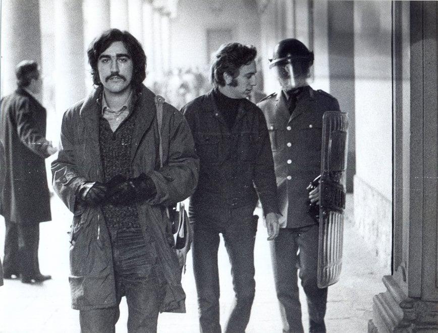 Cinquant'anni dal mitico 1968 a Milano: vi sveliamo chi sono quei due