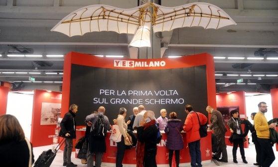 Milano, aperta la Borsa internazionale del turismo: da subito grande folla