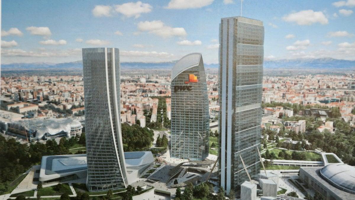 Citylife ultimo atto al via la costruzione del curvo for Prezzi city life milano