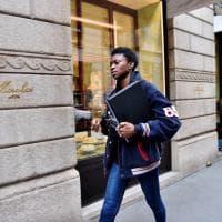 Torna la moda, a Milano è tempo di casting: le modelle invadono il centro