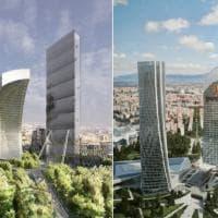 Il 'curvo' si raddrizza: Citylife normalizza la terza torre