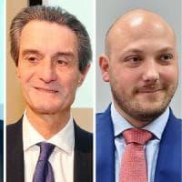 Elezioni, programmi e stoccate: sfida a quattro (Fontana, Gori, Rosati e Violi) nei forum...