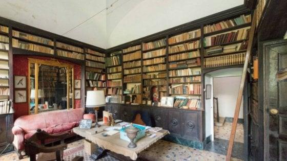 Salotto nobiliare e giardini sontuosi: il fascino della villa-set di Guadagnino a Cremona