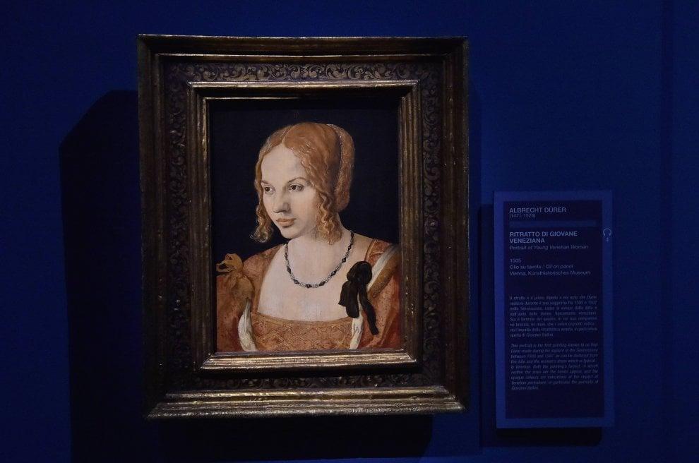 Milano, da Dürer a Leonardo: a Palazzo Reale il Rinascimento europeo