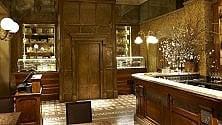 Il bistrot-café e il  ristorante deluxe:  i cinque piani stellati  di Cracco in Galleria