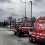 Incendio in un'azienda  chimica: operaio  ustionato nel Milanese