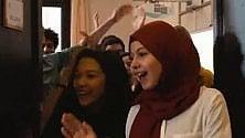 'Ohé!', tutto il mondo    in una scuola: il videoclip  multiculturale    dell'Istituto Gramsci