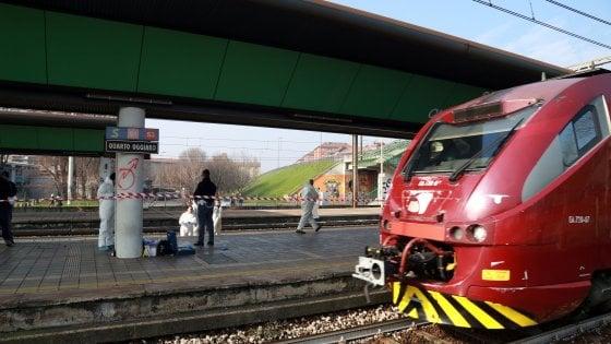 Binario spezzato vicino a una stazione nel Pavese: indaga la Polfer