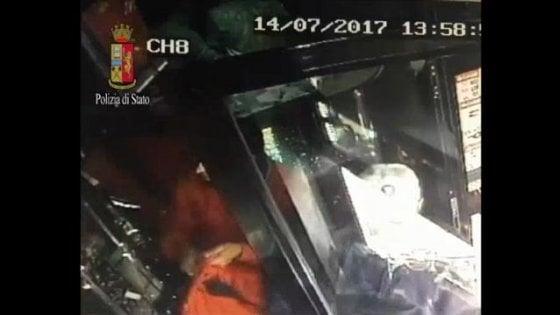 Assalto armato in gioielleria Tre arresti per il colpo a Partanna