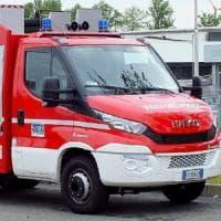 Bergamo, maxi tamponamento sulla A4: otto auto coinvolte e nove feriti
