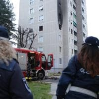 Milano, rogo in un palazzo di 14 piani: maxiemergenza in via Quarenghi
