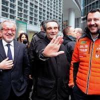 Attilio Fontana spiega il segreto della vittoria:
