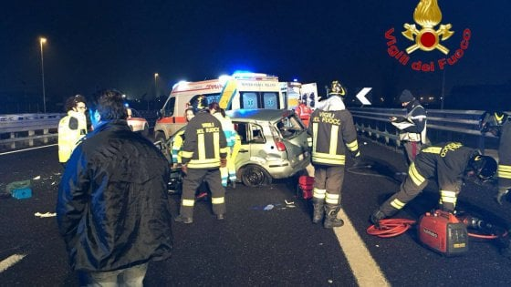 Tangenziale ovest: 24enne muore in incidente stradale
