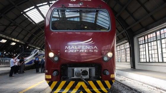 """Malpensa Express, l'obiettivo di Sea: """"Tutte le corse a Milano Centrale, dal 2019 stop Cadorna"""""""