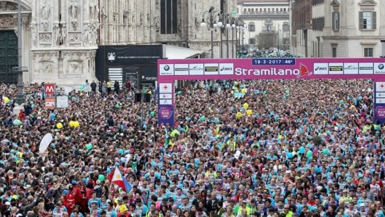 Stramilano 2018, torna la corsa più amata dai runner: lo scorso anno 60mila in gara