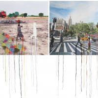 L'Africa di oggi a Palazzo Litta: foto ricamate a mano di Joana Choumali