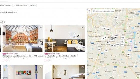 Turismo milano airbnb firma l 39 accordo con il comune sulla for Tassa di soggiorno firenze