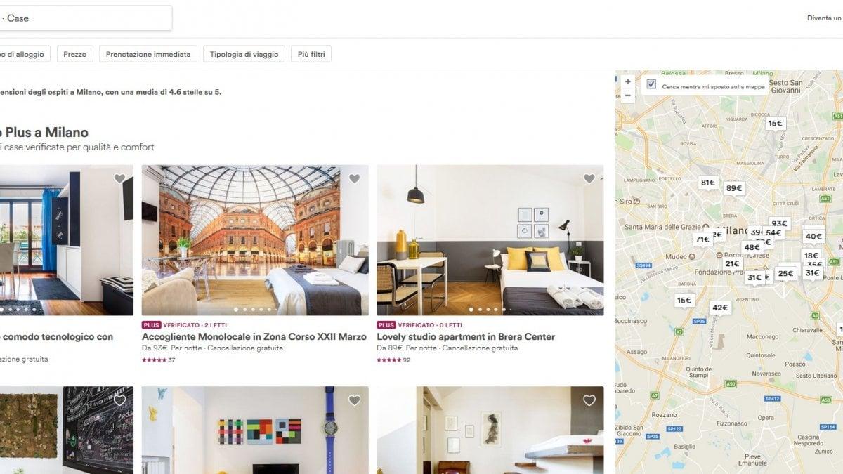 Turismo milano airbnb firma l 39 accordo con il comune sulla for Tassa soggiorno milano