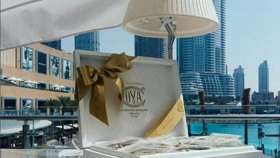 Cova porta il panettone a Dubai: ha aperto il locale con vista sul Burj Khalifa, la torre più alta del mondo