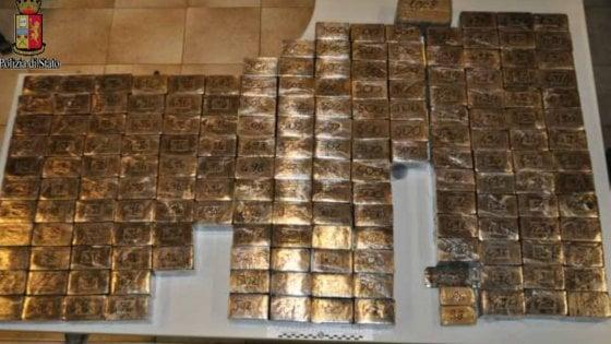 Bergamo, 90 kg di hashish nel box: un arresto a Cologno al Serio
