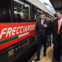 Alta velocità Milano-Genova, al via i Frecciarossa: quattro fasce di prezzo