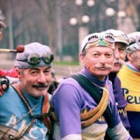 La Milano-Sanremo in versione vintage: 325 km su bici anni '30 (senza cambio)