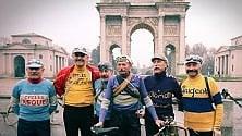 La Milano-Sanremo  versione vintage: 325 km  su   bici anni Trenta (senza il cambio)