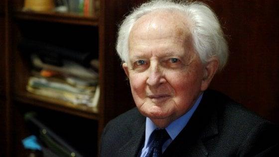 Milano, morto Marcello Cesa-Bianchi: fu luminare della psicologia, aveva 92 anni